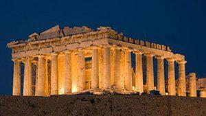 Acropolis of Athens, Yunani