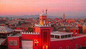 Marrakech, Maroko
