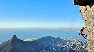 Table Mountain, Afrika Selatan