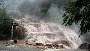 Air Panas Gunung Kelud