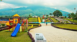 18 Tempat Wisata Permainandi Bandung Paling Seru