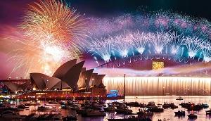 Pesta Tahun Baru di Dunia