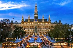 20 Kota Wisata Natal di Eropa Bagaikan Negeri Dongeng
