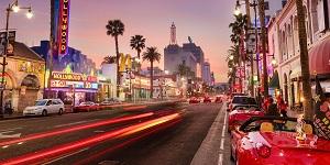 Wisata Natal di Los Angeles