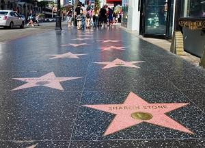 hollywood walkof fame