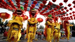 13 Kota Wisata Imlek di Asia yang Paling Ramai Dikunjungi