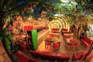 Strawberry Café