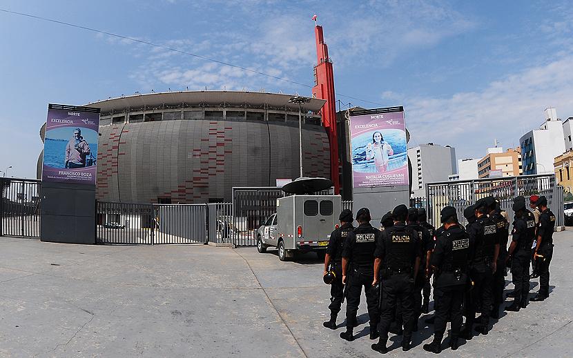 El fútbol peruano se jugará solo en Lima