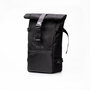 Roll&Roll Backpack   [Black]