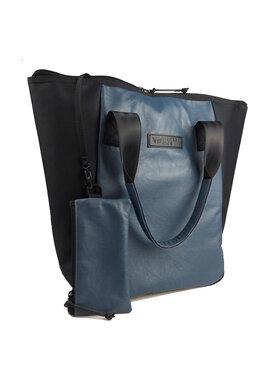 Shopper Bag  [Indigo Blue]