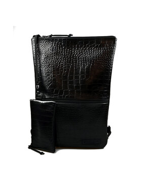 Mini Backpack  [Pattern Black]