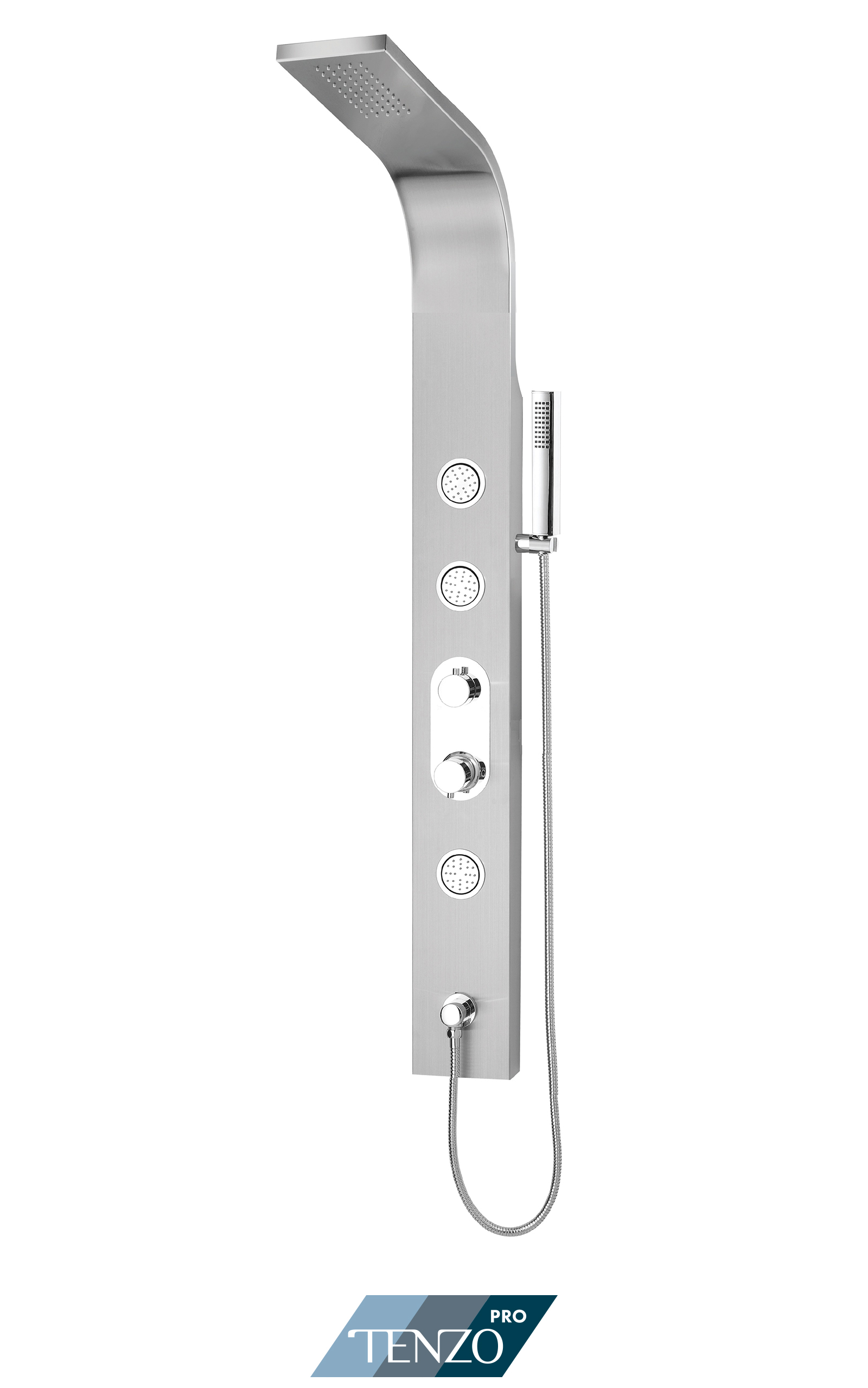ETZST-52 - 3-Fonctions shower columns, Evolo
