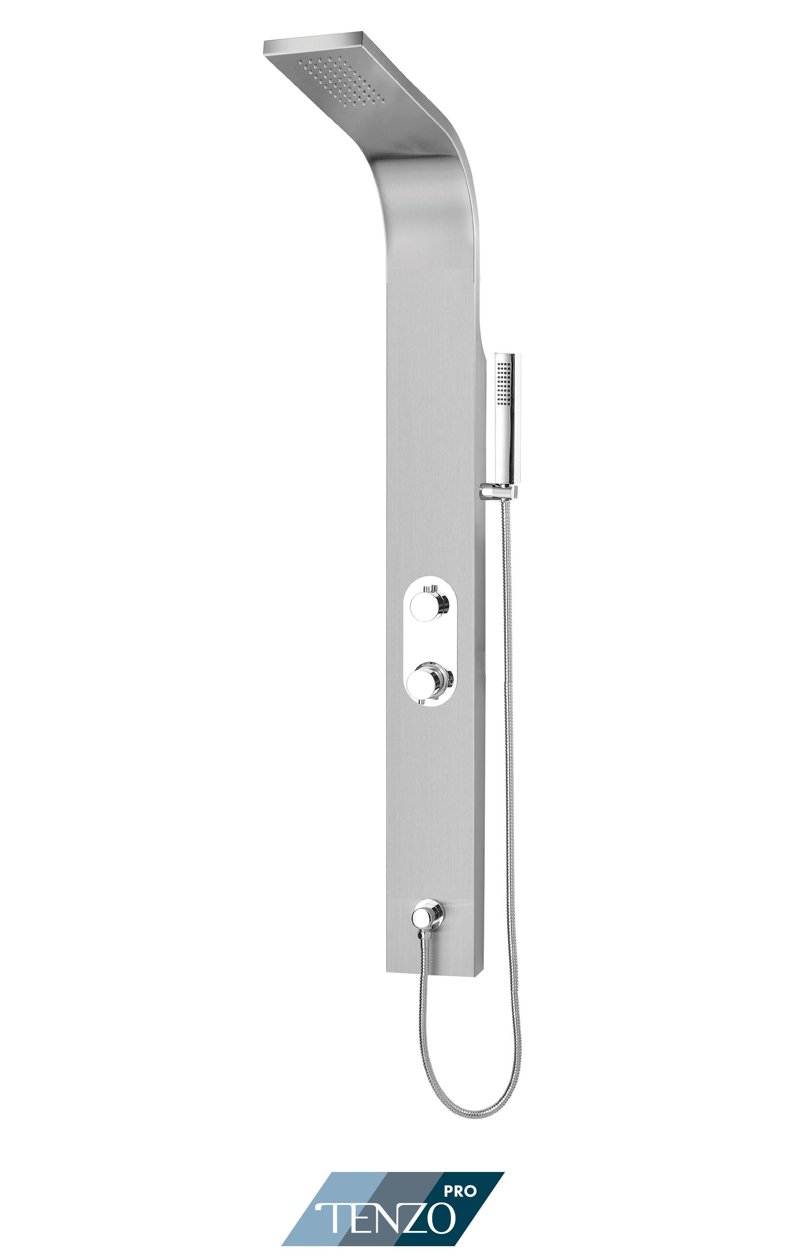 ETZST-62 - 2-Fonctions shower columns, Evolo