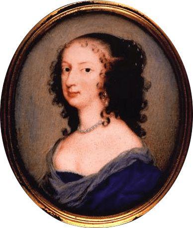 Duchess of Newcastle-upon-Tyne Margaret Cavendish