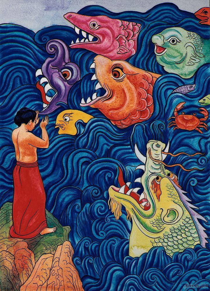 Индонезийские народные сказки