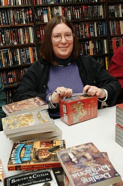 Patricia C. Wrede
