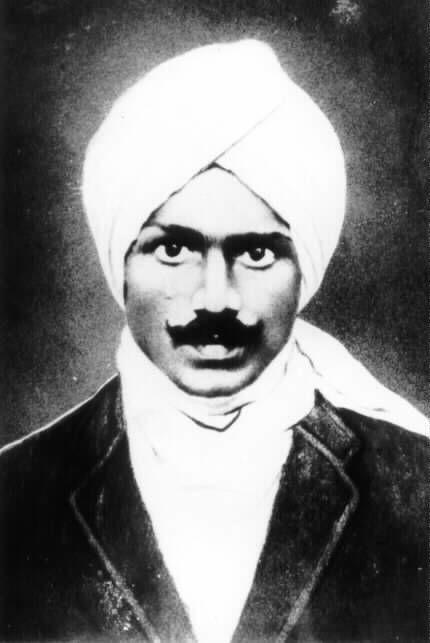 Subramanya Bharathi