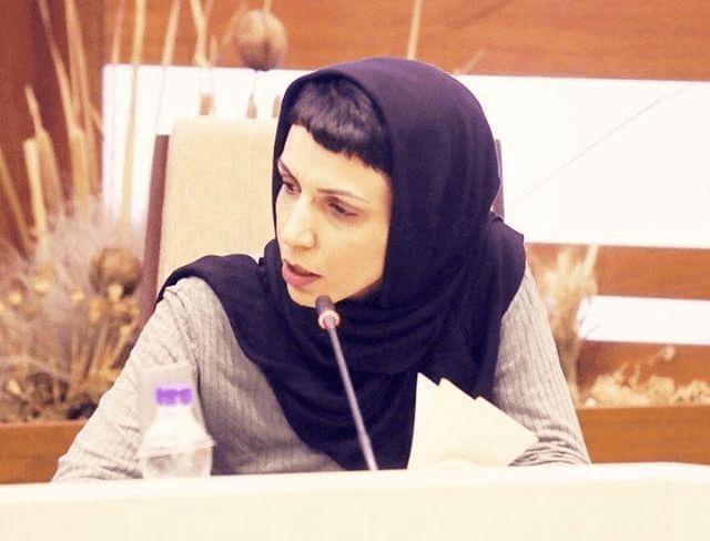 Maryam Jafari Azarmani