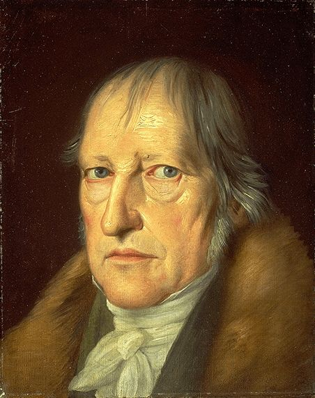 Георг Вильгельм Фридрих Гегель