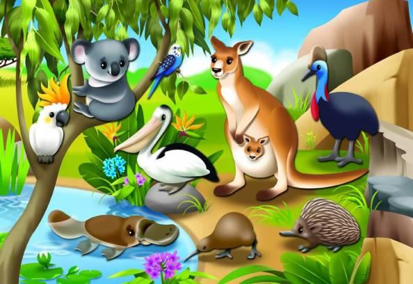 Австралийские народные сказки