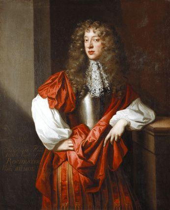 Earl of Rochester John Wilmot