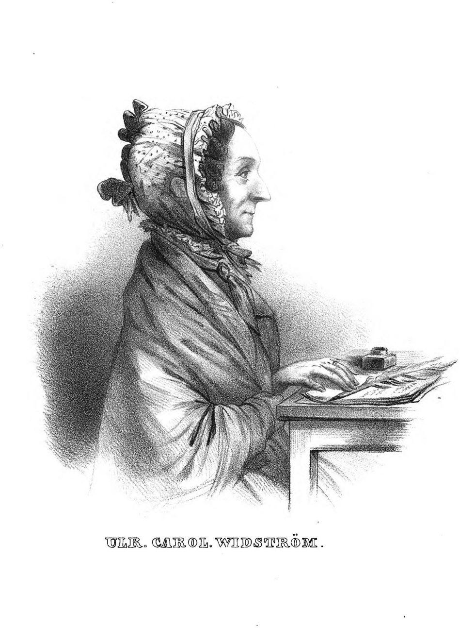 Ulrika Widström