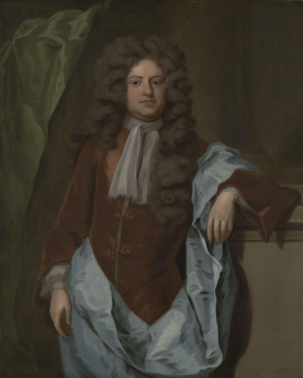 Чарльз, 1-й граф Галифакс Монтегю,