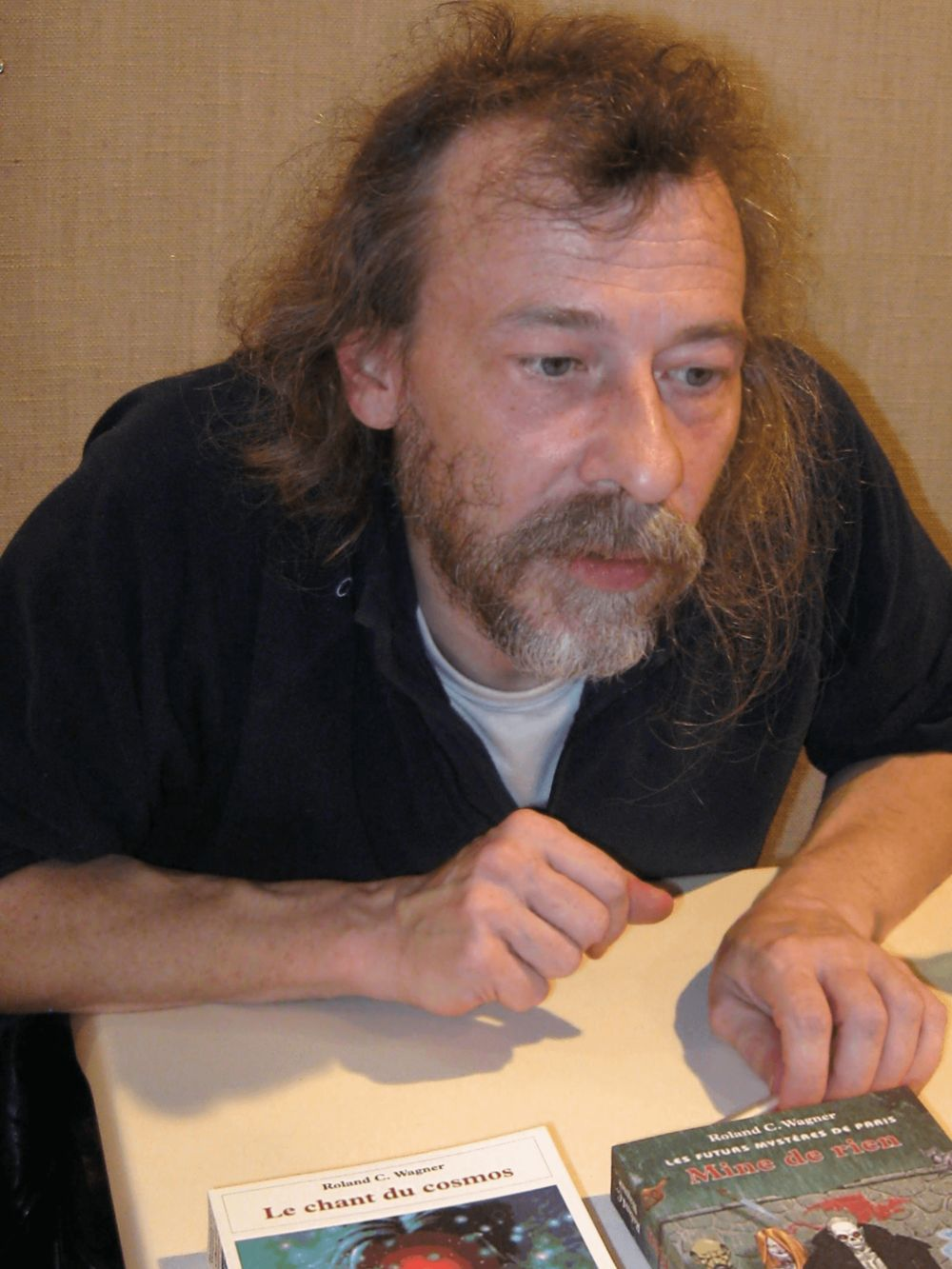 Roland C. Wagner