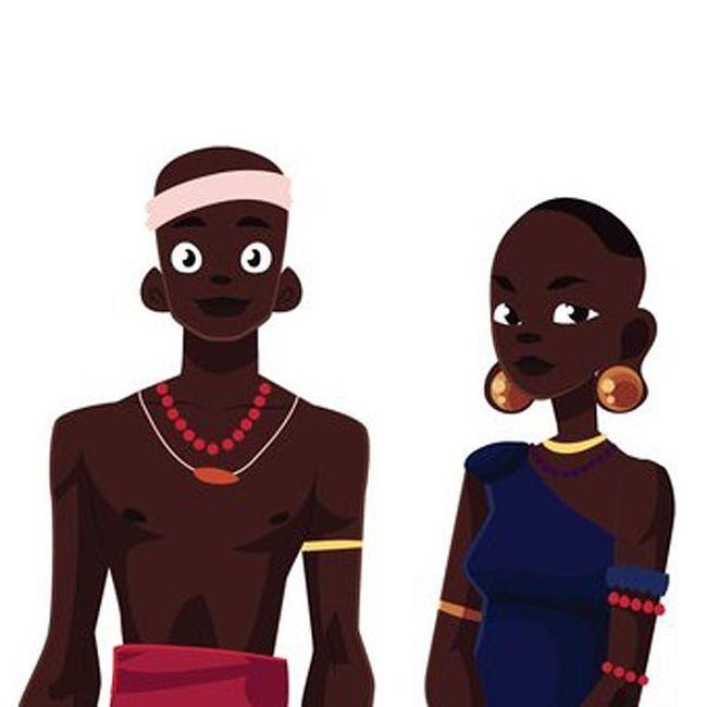 Папуасские народные сказки