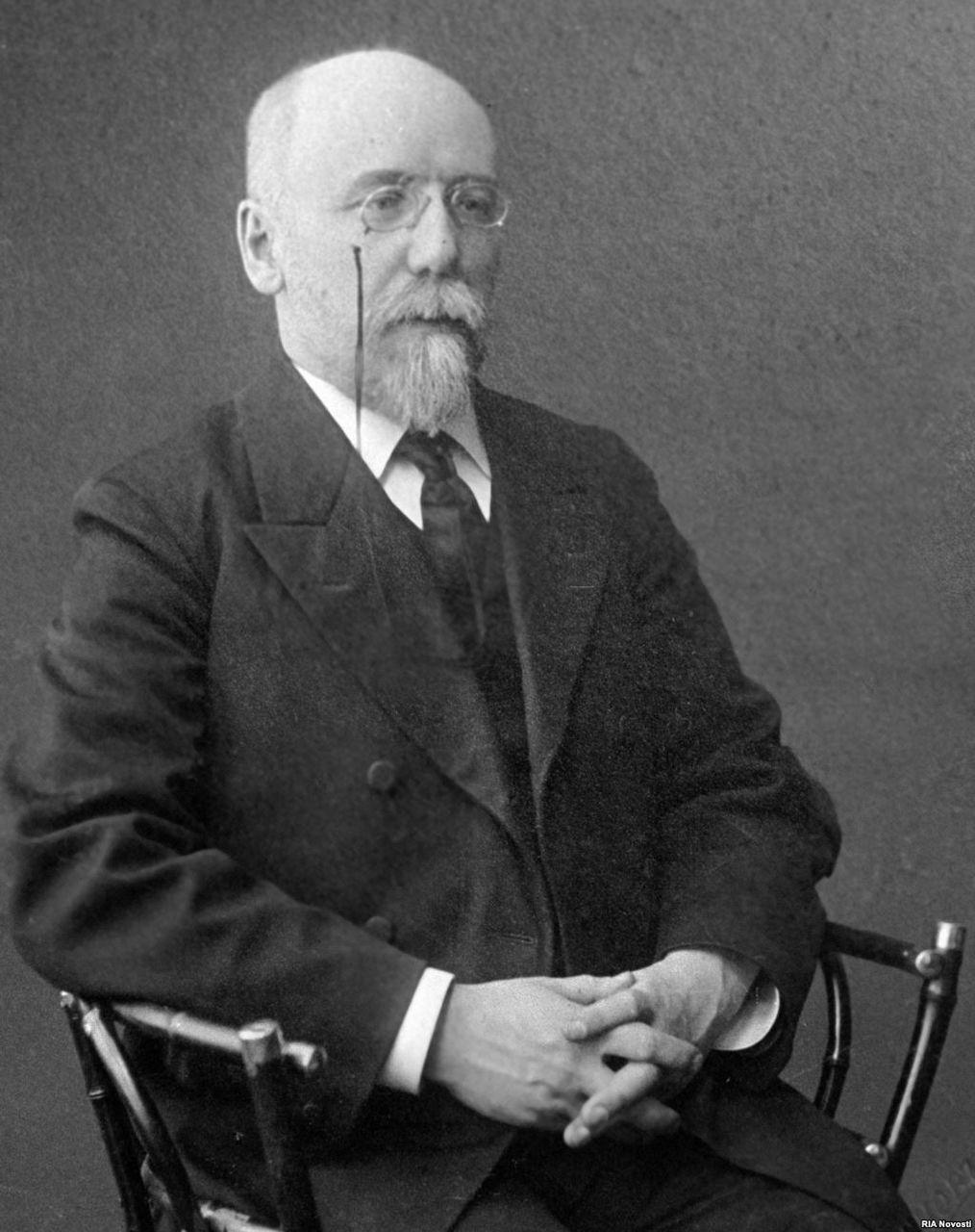 Фёдор Тетерников