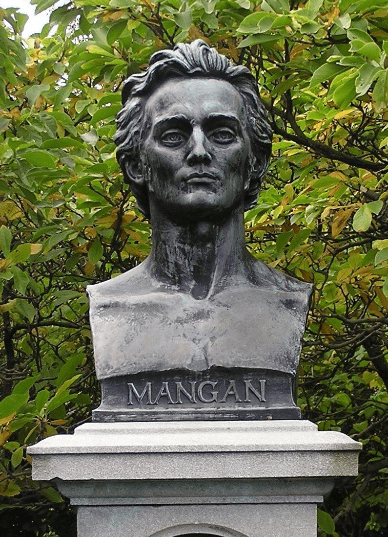James Clarence Mangan