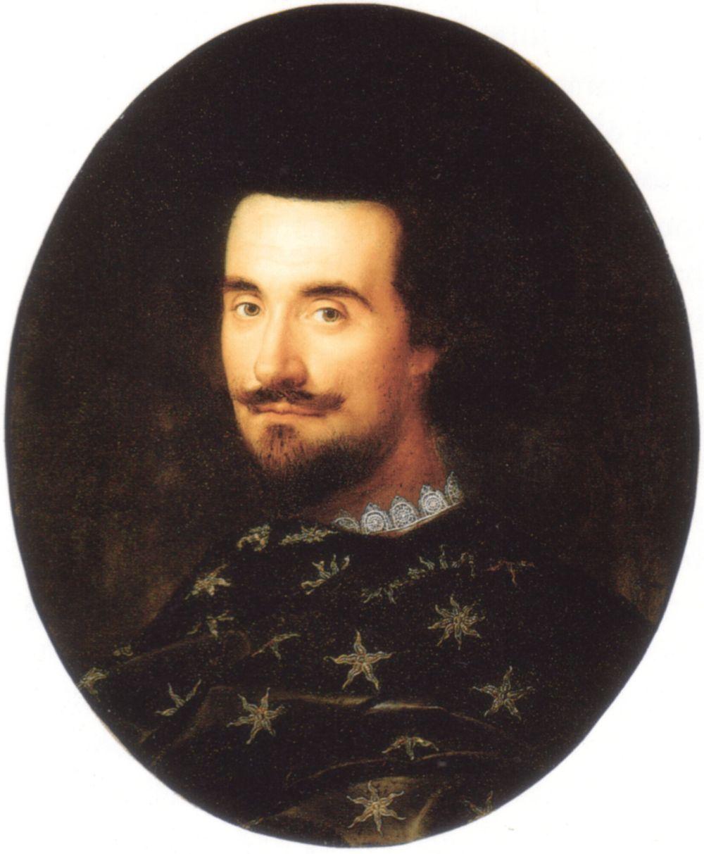 Эдуард, 1-й барон Герберт из Чербери Герберт,