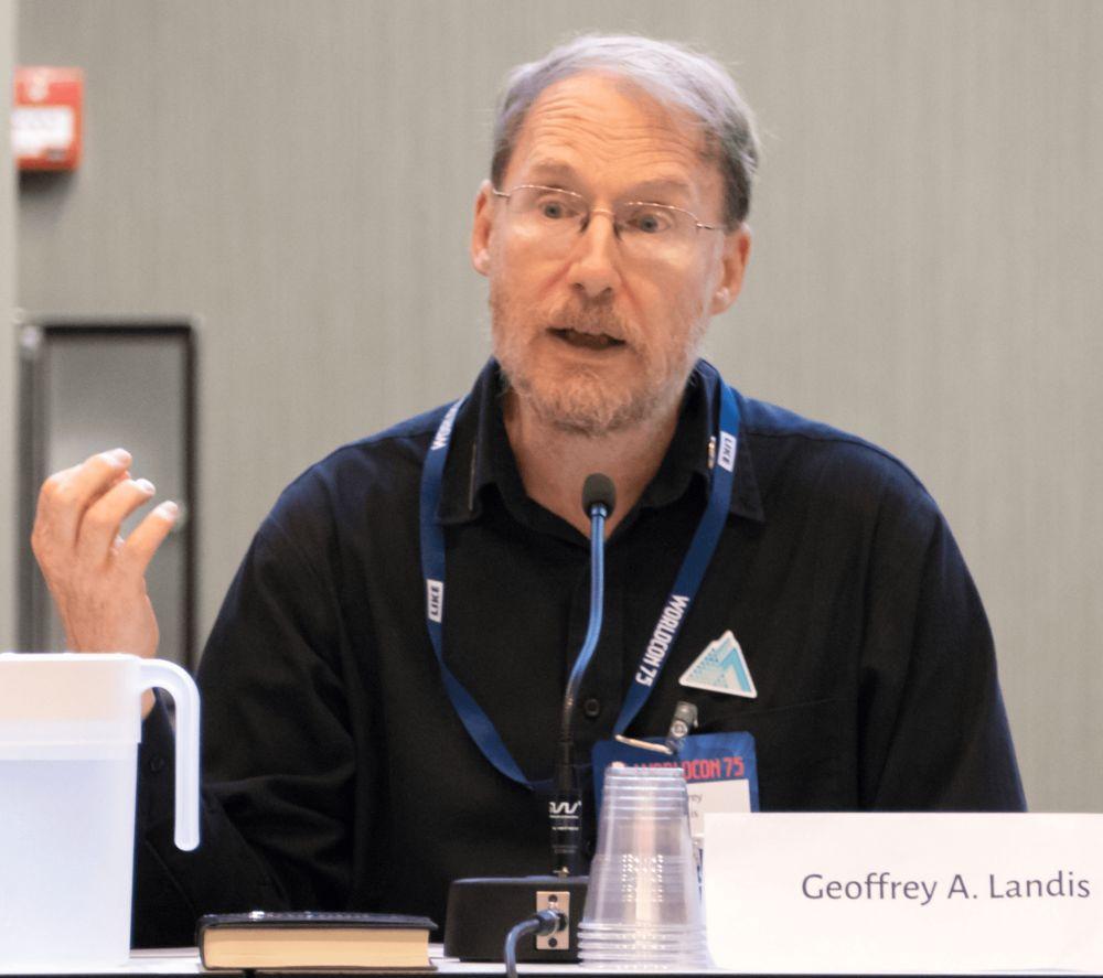 Geoffrey Landis
