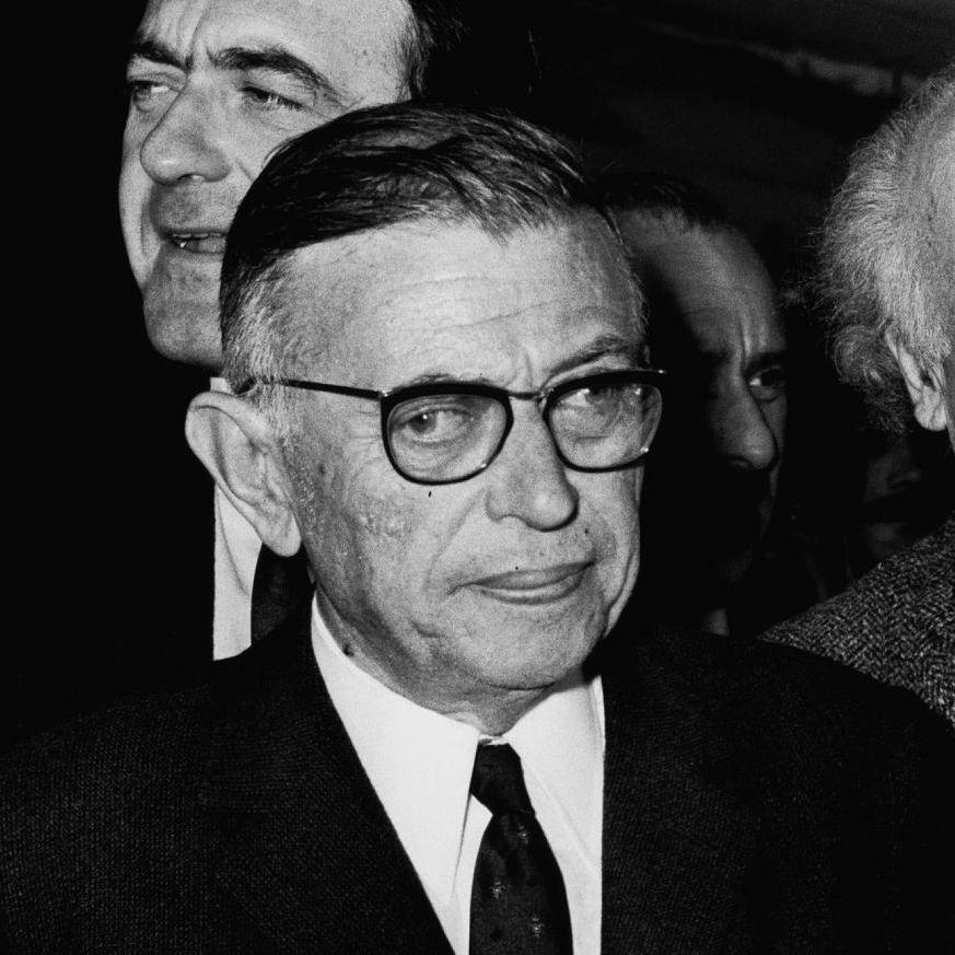 Жан-Поль Сартр