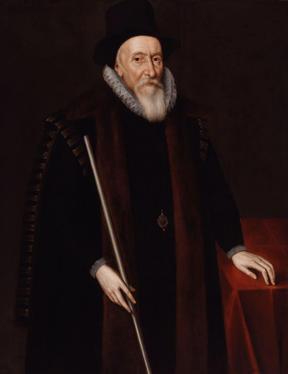 Томас, 1-й граф Дорсет Сэквилл,
