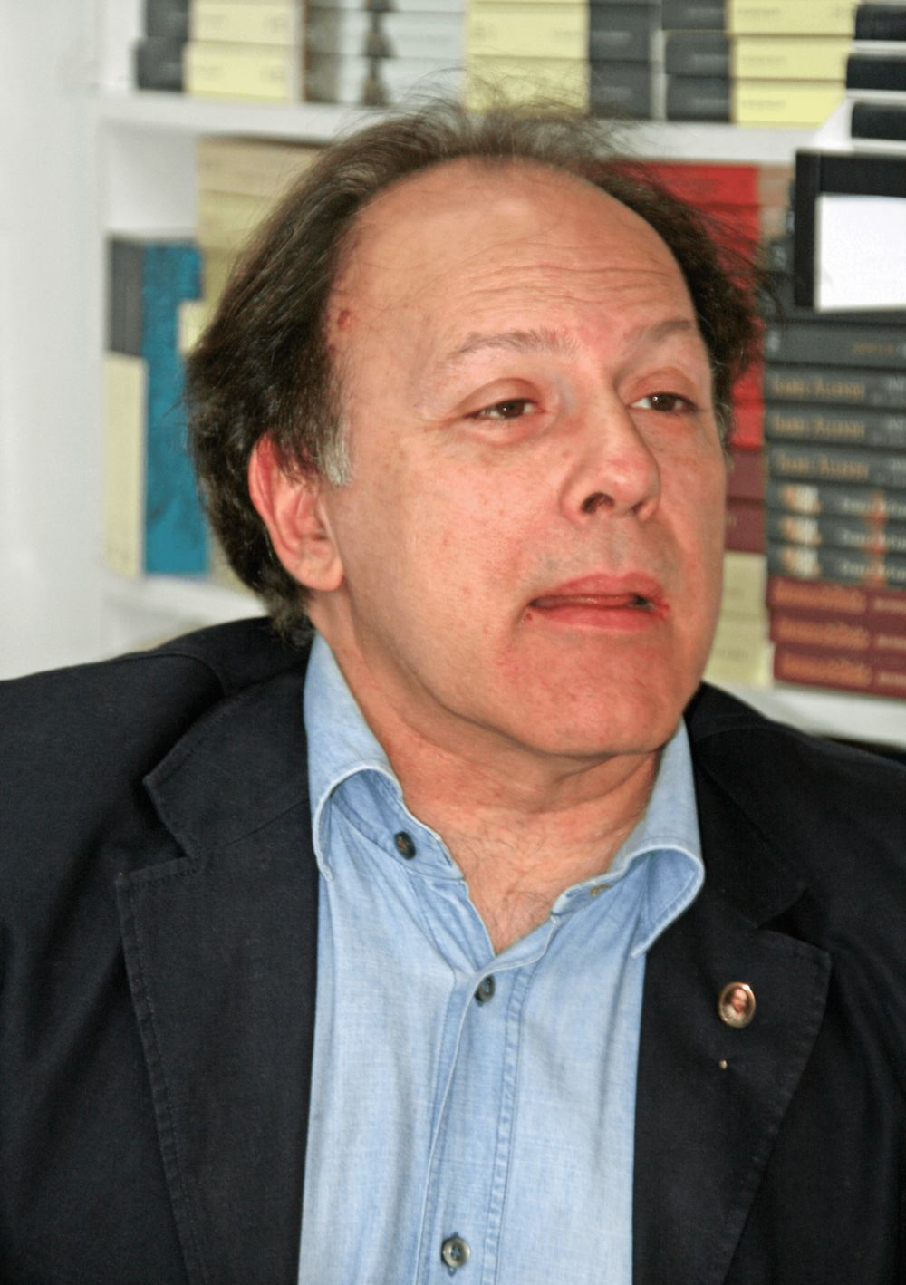 Хавьер Мариас