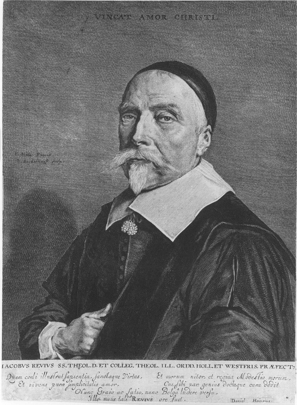 Jacobus Revius