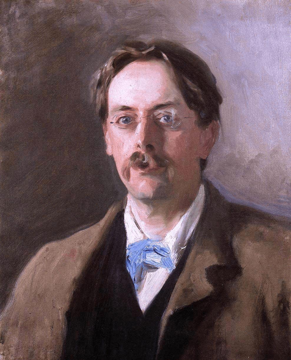Edmund William Gosse