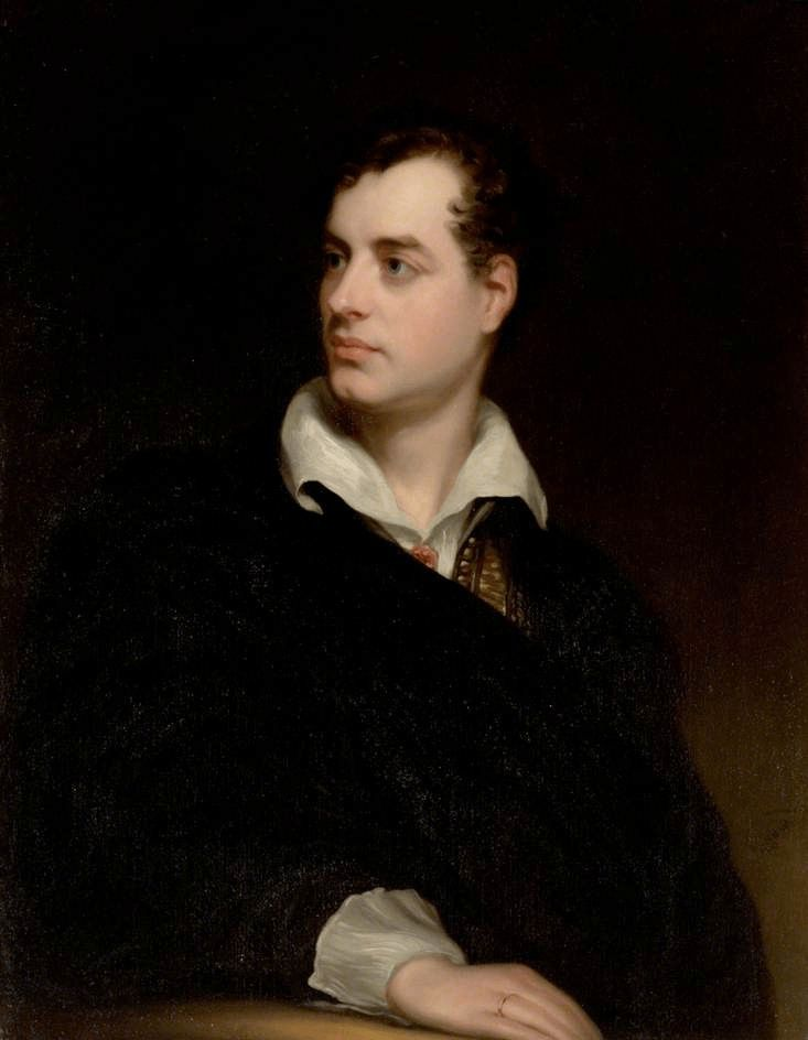 Gordon Byron, Lord Byron George