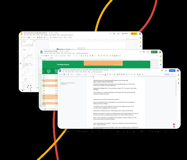 google workspace editor