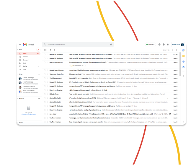 g suite gmail computer view