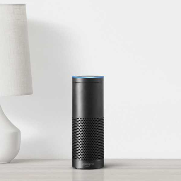 image of alexa device