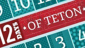 12 days of Teton Guitars