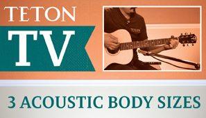 Teton Body Comparison Demo