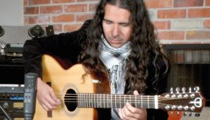 Craig Green and Teton Guitars