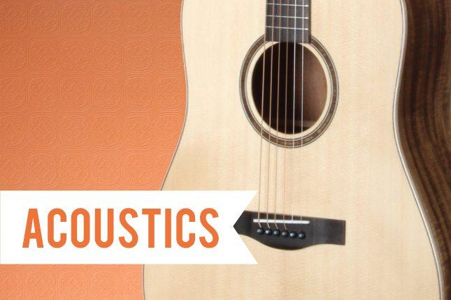 Teton Guitars - Acoustics
