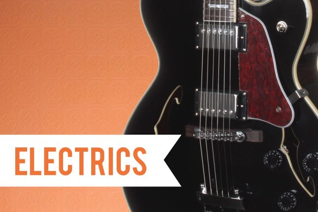 Teton Guitars - Electrics