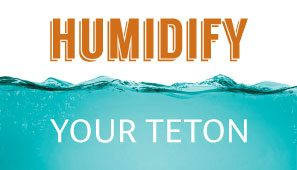 Humidifying your Teton Guitar