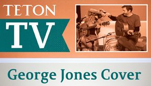 George Jones Cover with Lorin Walker Madsen