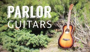 Teton Parlor Guitars – Part 2